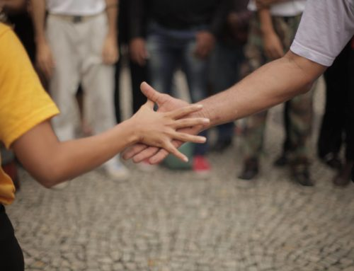 Quand la pratique de la Capoeira Angola transforme humainement