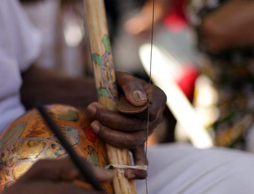 A Capoeira é Africana?