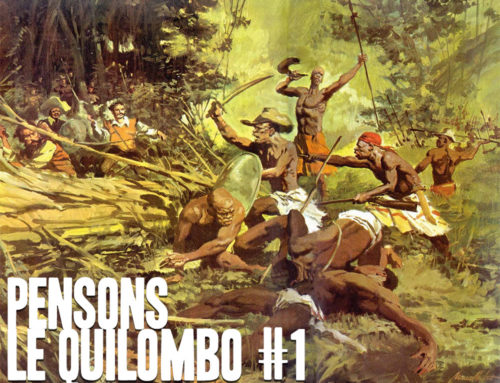 Oyà pense le Quilombo #1 – avec Rodrigo de Odé