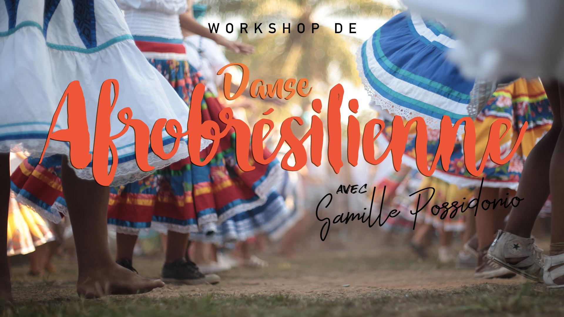 Workshop de danses afro-brésiliennes