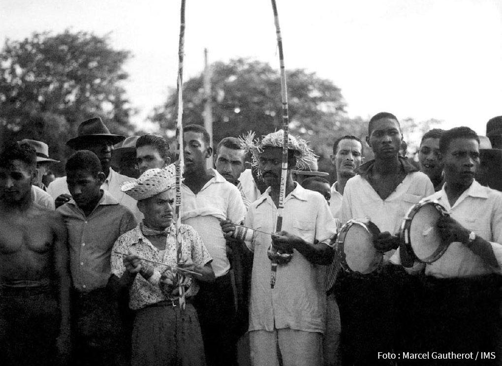 A Capoeira pertence a todos ?